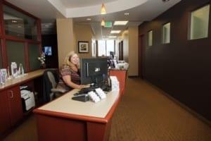 Denver Dentist office interior