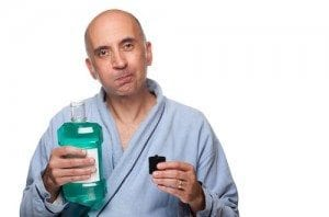 Denver dentist explains using Mouthwash for Bad Breath Treatment