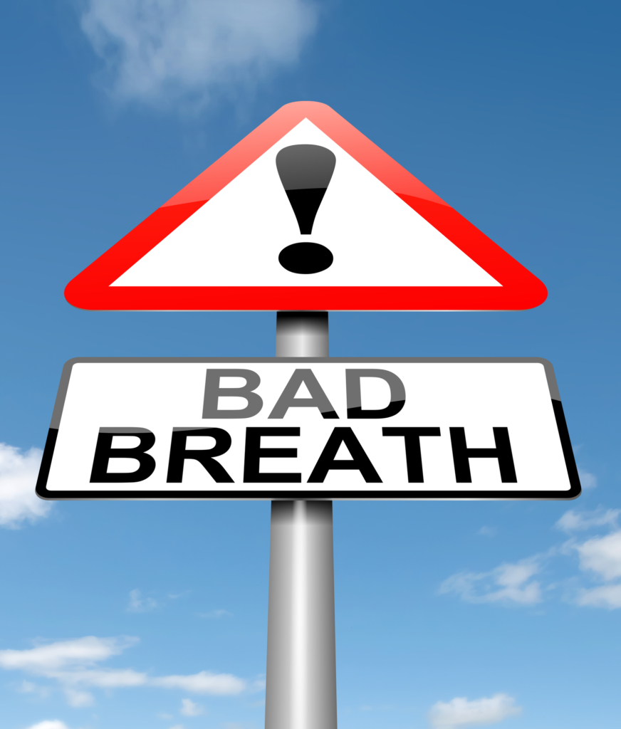 Denver dentist explains how to kick bad breath